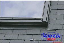 Raccordo velux per tetti piani in alluminio EDL M04 0000  per finestra 78X98