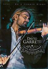 DVD: David Garrett: Rock Symphonies, David Garrett. Good Cond.: David Garrett