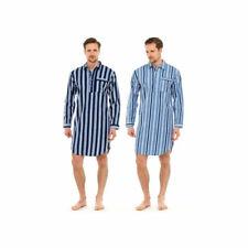 Mens Walter Grange Brushed Cotton Nightshirt Nightwear Soft Pyjamas M-XXL NEW