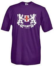 T-shirt Ultras Viola J831 Maglietta Fiorentina Maglia Curva Firenze Fiesole