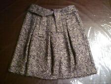 NWT MISSONI Wool Boucle Skirt, Purple/Green/Black 10/46