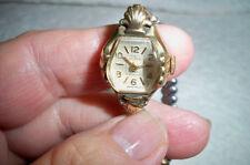 Vintage Delbana  Swiss Lady 10KGF 17Jewel  Watch