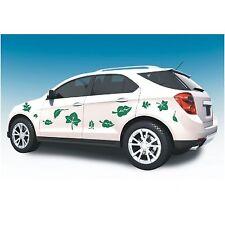 Aufkleber 11 teiliges Set  Blätter Blatt Laub Herbst Deko Autoaufkleber Sticker