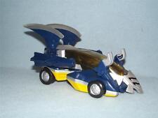 Power Rangers Jungle Fury Blue Thunder Roar Vehicle