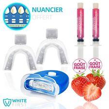 KIT BLANCHIMENT DENTAIRE White First ® -  Blanchiment des dents Aromatisé