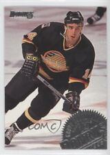 1994-95 Donruss #50 Geoff Courtnall Vancouver Canucks Hockey Card