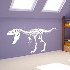 T-Rex Dinosaur Skeleton Wall Art Sticker (AS10026)
