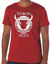 TOROS NEZA T-Shirt for Men's Color Red  Crew Neck 100% Cotton