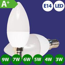 E14 LED Kerze Kerzenbirne 3W 4W 5W 6W 7W 9W warmweiß neutralweiß kaltweiß