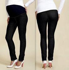Umstandsmode*Umstandshose*Jeans*Röhre*Hose*schwarz Gr. 34,36,38,40,42,44,46,48