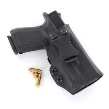 IWB Kydex Holster for Handguns with Olight PL-MINI Valkyrie - BLACK