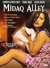 Callejon De Los Milagros (DVD, 1999) Midaq Alley Salma Hayek Good Condition 1F