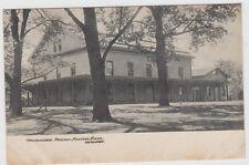 Friends Meeting House Germantown Philadelphia PA Pennsylvania UDB Postcard