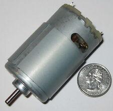 110 VDC Electric Motor - Wind / Hydro Generator - 110V DC Generator - 12 Poles