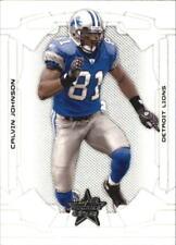 Calvin Johnson Cards Lions - You Choose