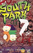 NEW!!! South Park - The Complete Seventh Season (DVD, 2006, Multi-Disc Set)