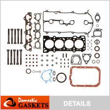 Fits 98-00 Mazda Protege 1.8L 626 2.0L DOHC Full Gasket Set Bolts FS FP