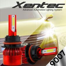 9007 HB5 488W 48800LM COB LED Headlight Bulbs Kit 6000K-6500K High/Low Beam Car