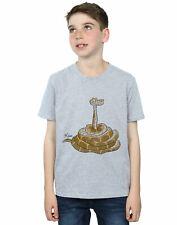 Disney niños The Jungle Book Classic Kaa Camiseta