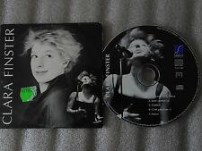 CD-CLARA FINSTER-WELCOME IN LA TIERRA-JUSTE COMME CA-(CD SINGLE)-1994-5 TRACK