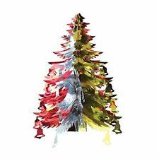 Foil Snowball, Tree , Snowflake Hanging Decoration