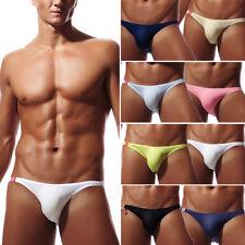 Mens Sexy Briefs Underwear Thongs G-String Knickers Underpants T-back Panties
