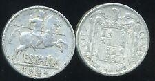 ESPAGNE 10 centimos  1941  ( bis )