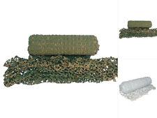 Mil-Tec Tarnnetz Basic Bulk 2,4x78m Tarn-Netz Tarnung Sichtschutz Abdeckung