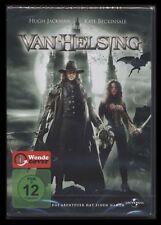 DVD VAN HELSING - KATE BECKINSALE + HUGH JACKMAN **NEU*