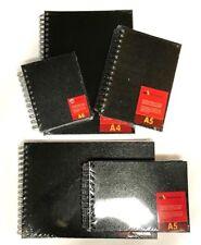 A4 Hahnemühle Skizzenbuch THE CAPPUCCINO BOOK 120g//m² braunes Zeichenpapier A5