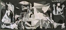 Guernica Pablo Picasso Vintage Print