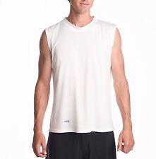 Denali Performance WiKZ Men's Crew Neck ProtectUV® Athletic Sleeveless Shirt