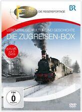 DVD La Grosse Ferrocarril Viaje Caja de Br Fernweh 3DVDs