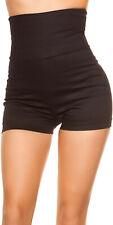 Koucla High Waist Shorts Hotpants 70 s Look
