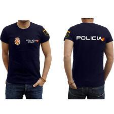 Maglietta Polizia Nazionale Replica Pelle Cabrera