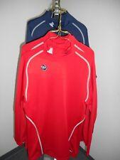 University of Arizona Nike Pro Fit Dry Mock Neck Long Sleeve-Red/Blue