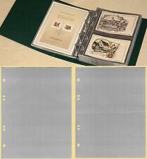 Ersatzblatt Ersatzblätter für Postkarten Ansichtskarten ETB von KOBRA VPE 10 St.