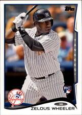 2014 Topps Update Baseball (308-330) Pick From List