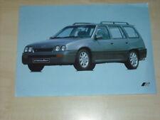 31294) Opel Kadett Caravan IrmscherProspekt 198?
