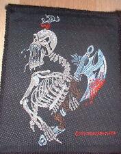 GRIM REAPER  SKELETON  SEW ON   patch, by alchemy