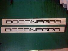 SEAT Bocanegra Ibiza Leon FR ST Cupra TDi decals autocollant 200 mm