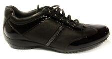 Geox D9367a 08666 c6009 scarpa da donna chiusura a lacci colore caffe shoe chaus