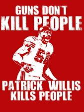 Patrick Willis San Francisco 49ers Art Sport Huge Giant Wall Print POSTER