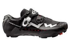 Northwave Extreme Tech MTB Men's Shoes Black Orange Yellow White New
