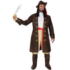CAPITANO dei PIRATi costume CARNEVALE uomo adulto tg. L  - 48/50 PEGASUS srl