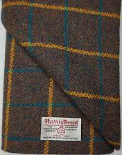 Harris Tweed Fabric & labels 100% wool Craft Material - various Sizes ref mar701