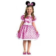 Minnie Mouse Classic Costume Disney Halloween Fancy Dress