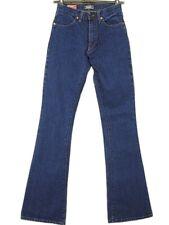 Jeans donna MET mod. Dany Tg. W27 IT 40-42 Denim Bootcut Original New