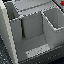 SO-TECH® Ninka eins2vier Müllsammler Mülltrenner Eimer Abfalltrennsystem