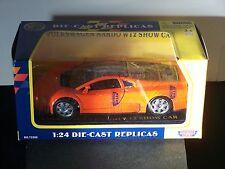 * orange Vw Volkswagen W12 Nardo concept